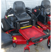 "Toro Zero-Turn Mower TimeCutter Z5020 50"" 23HP"