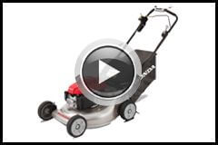 Honda HRR216PKU Push & Self-Propelled