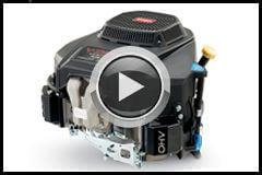 New Toro V-Twin Engine