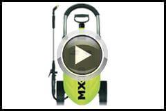 MX-20 Marolex sprayer in action