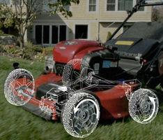 Toro AWD Self-Propelled Mower